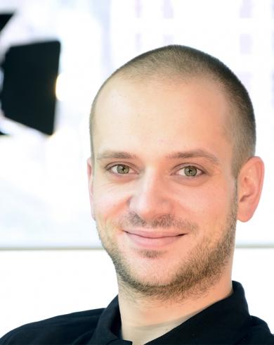 TEAM BM.CULTURA Eric Janiszewski, Fachkraft für Veranstaltungstechnik
