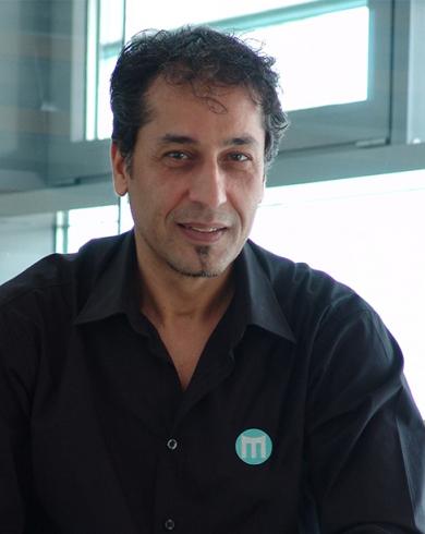 TEAM BM.CULTURA Schah Jeddi, Haustechniker