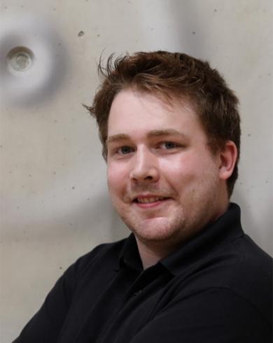 TEAM BM.CULTURA Simon Duldhardt Veranstaltungstechniker